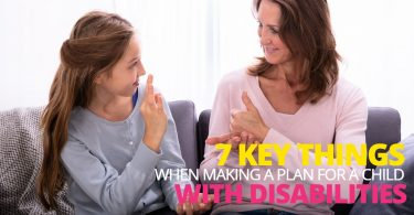 7 KEY THINGS WHEN MAKING A PLAN FOR A WITH DISIBILITIES-ElderLawFirm
